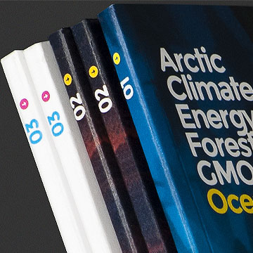 Greenpeace Planeté Magazine Redesign