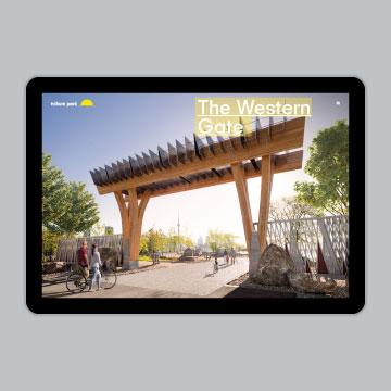 Trillium Park Website